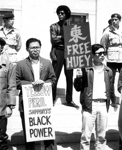 Black Panthers in Oakland, 1969