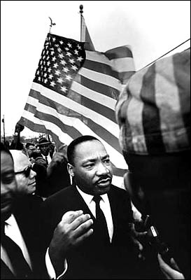 Martin Luther King in 1963