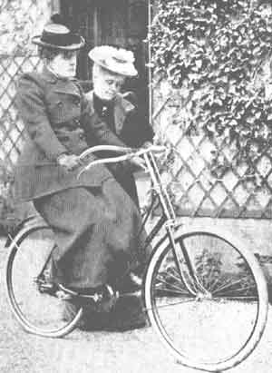 Frances Willard, How I learned to Ride a Bicycle
