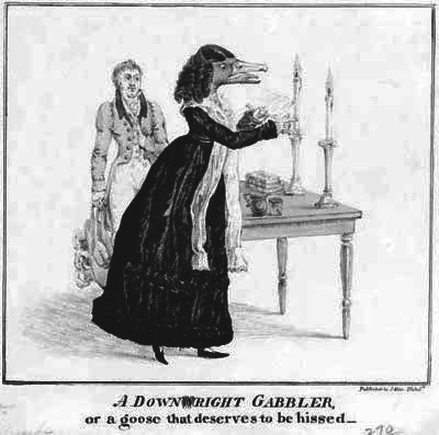 Fanny Wright. A DownWright Gabbler